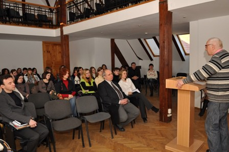 Solemn opening of new academic year at Master Program of Ecumenical Studies