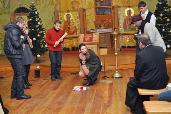 Interconfessional Prayer for Christian Unity