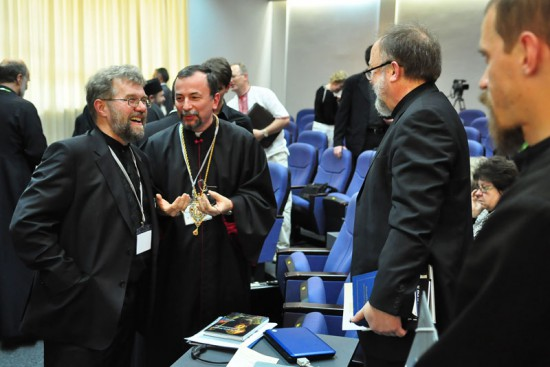 "International Conference "" The Second Vatican Council: the gifts of the Spirit - Mystery of the Church - the testimony of man"""