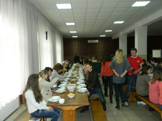 "Ecumenical Retreat ""Towards Easter"", Rudno March 30 - April 1, 2012"