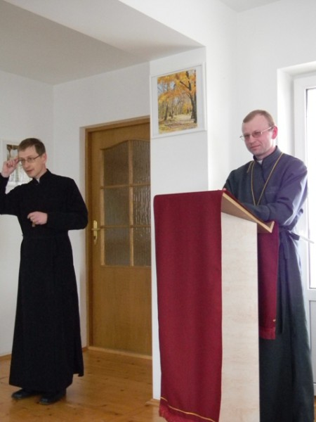 "Ecumenical Retreat ""The School of Prayer"""