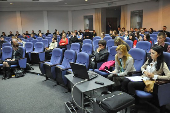 "Student Scientific Conference ""Christian in the public sphere of young democracy"""