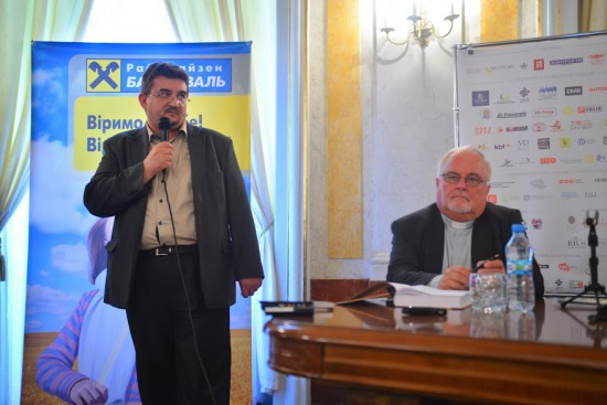 "Presentation of the book ""Josyf Slipyj. Memoirs"""
