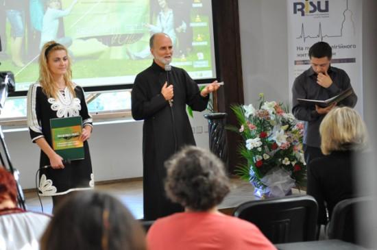 "Awarding the winners of  II National Contest ""Reporters of Hope in Ukraine"""