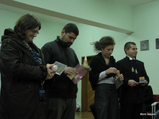 Trip of students of Master Program in Ecumenical Studies to Romania