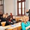 MPES new students meeting Antoine Arjakovsky