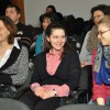 "Graduation ceremony for certificate program ""Medical, psychological and social support for persons with special needs"""