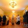 The ecumenical prayer service