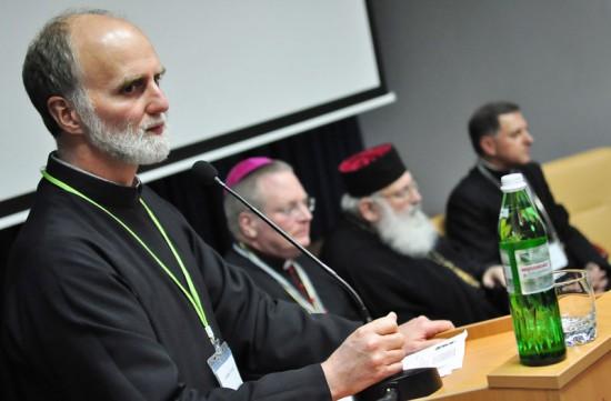 """Conférence scientifique internationale «Le Concile Vatican II: les dons de l'Esprit – mystère de l'Eglise – témoignage de l'Homme """""""