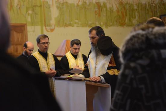 Prière interconfessionelle pour l'unité des chrétiens 2013