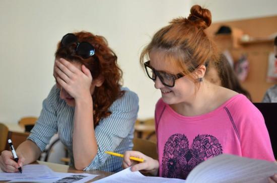 L'évaluation des matériaux présentés au concours les Reporteurs d'espoir en Ukraine