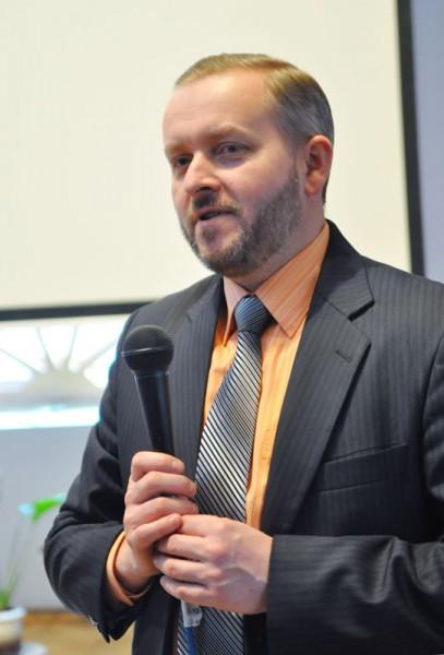 Directrice adjointe Taras Dmytryk