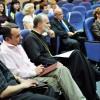 Célébrations pour marquer l'achèvement des activités en tant que directeur de l'Institut d'études œcuméniques d'Antoine Arjakovski, le 22 juin 2011