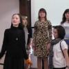 La première promotion des étudiants du programme « L'accompagnement médico-psychologique des personnes dépendantes »