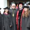 Cérémonies à l'occasion de la remise des diplômes aux promus du Mastère en études œcuméniques