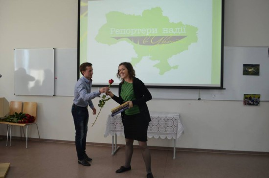 Церемонія нагородження переможців та фіналістів
