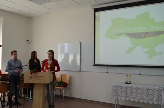 """Переможниця у номінації """"Культура"""" Софія Богуцька"""