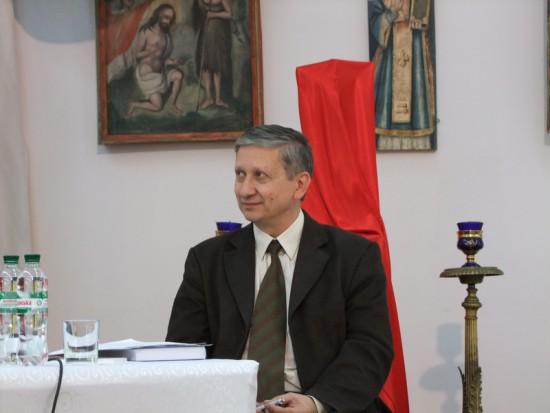 """Директор видавництва """"Свічадо"""" Богдан Трояновський"""