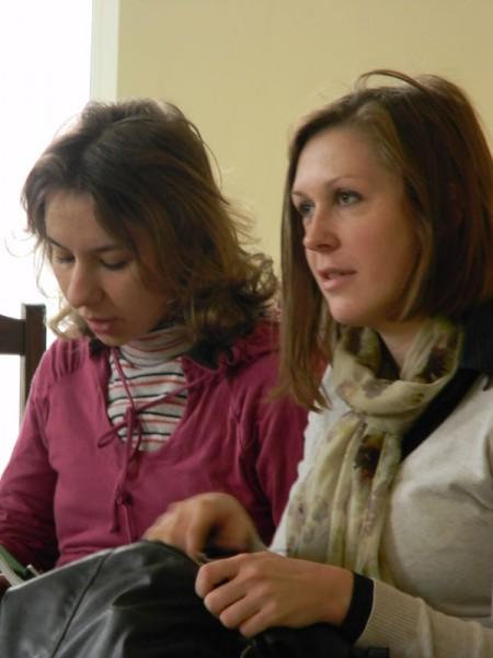 Випускники МПЕН на екуменічних реколекціях у смт. Рудно