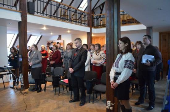 """Співаємо духовний гімн """"Молитва за Україну"""""""