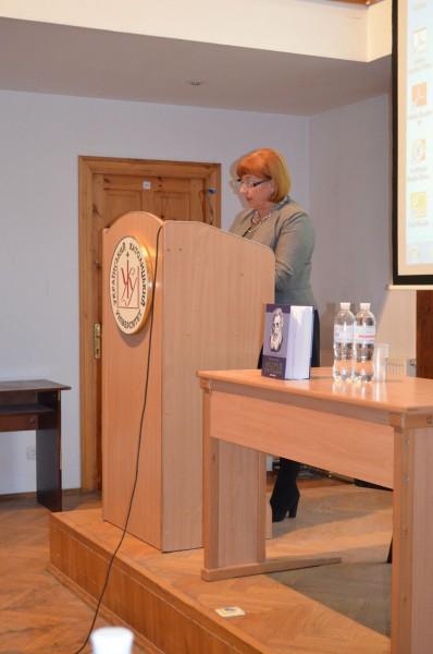 Марія Кос, вчитель христ. етики Чорноострівського НВК