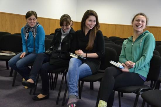 Студенти ІЕС