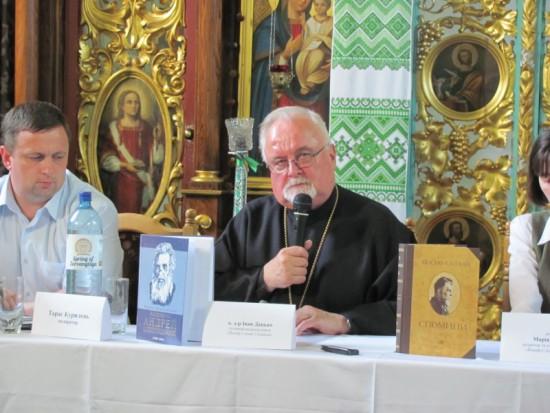 Отець д-р Іван Дацько