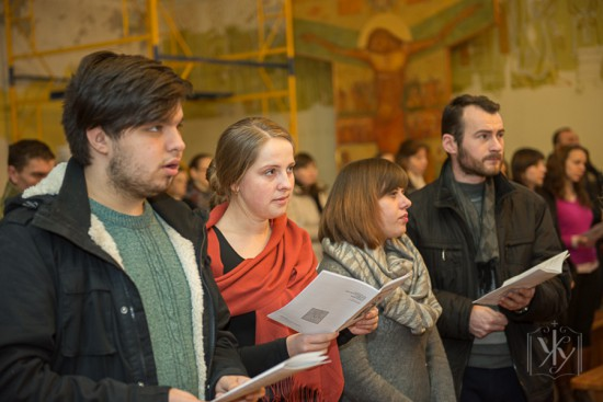 Екуменічна молитва за єдність християн
