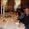 Обід у Фанарі з Патріархом Варфоломієм I та експертами Весвітнього християнського форуму