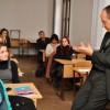 Студенти МПЕН з директором ІЕС Антуаном Аржаковським