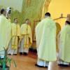 Урочистості розпочались із Святої Літургії