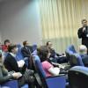Дискусія під час першого дня конференції