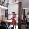 Вручення дипломів та подарунків від Інституту екуменічних студій