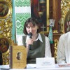 """Редактор та упорядник """"Споминів"""" Д-р Марія Горяча"""